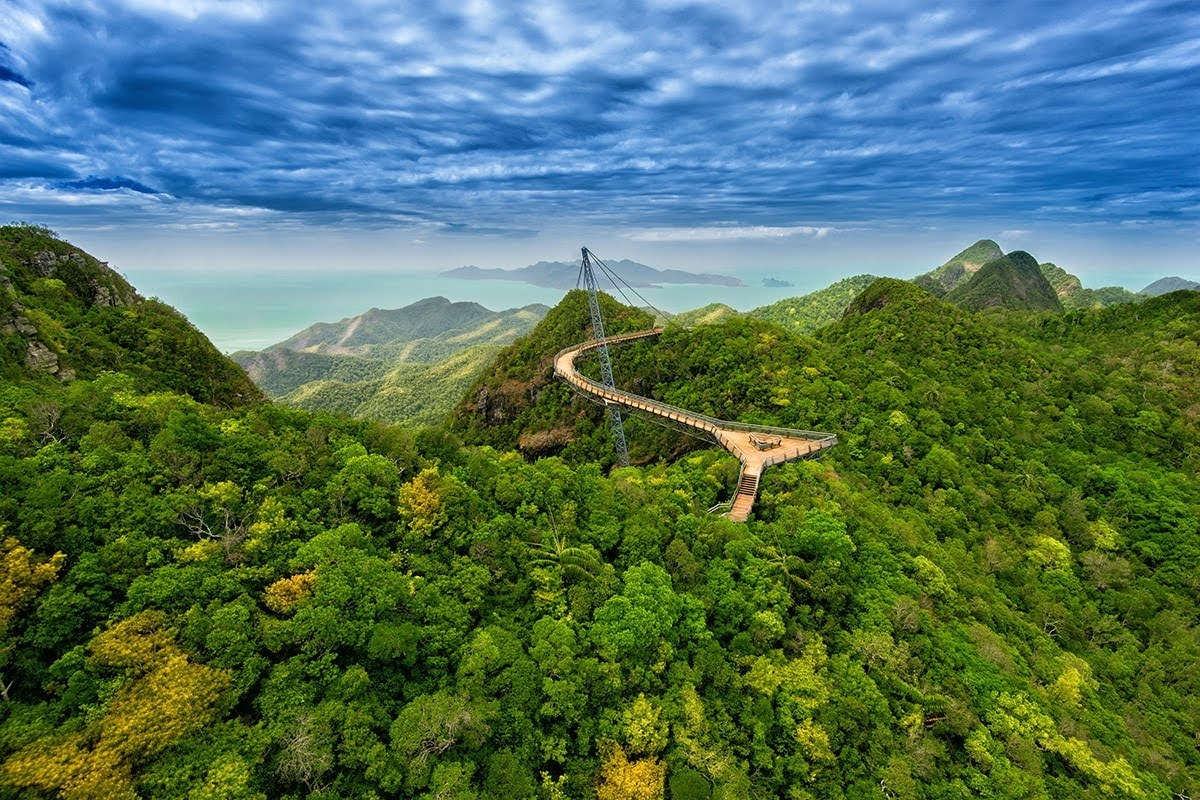 9 cây cầu kì diệu nhất thế giới