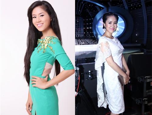 Top 5 mỹ nhân Việt