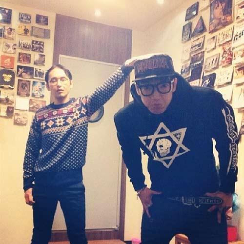 bang yong guk and his twin - photo #26