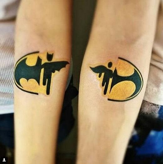 Tatouage en commun pour couple id es de conception sont int ressants votre d cor - Tattoo en commun ...