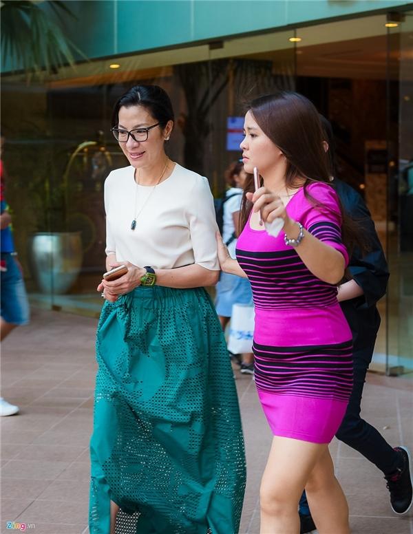 Sinh ra tại Malaysia, thập niên 1990, Dương Tử Quỳnh bắt đầu được biết đến với những bộ phim hành động của Hong Kong.Đây không phải lần đầu tiên Dương Tử Quỳnh đến Việt Nam. Nữ diễn viên 53 tuổi từng nhiều lần có mặt ở Hà Nội với tư cách đại sứ của Quỹ phòng chống thương vong châu Á, tham gia các chương trình tuyên truyền về an toàn giao thông. Năm 2012, cô cũng đến TP HCM theo lời mời của đại sứ du lịch vào thời điểm đó là Lý Nhã Kỳ.