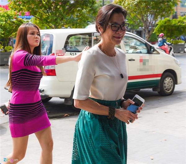 Trong dịp Tết Nguyên đán sắp tới, người hâm mộ sẽ được gặp lại Dương Tử Quỳnh trong phần 2Ngọa hổ tàng long- một trong những bộ phim kinh điển của châu Á, từng đoạt giải Oscar.