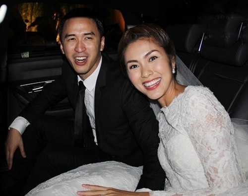 """Đám cưới """"thế kỉ"""" của Hà Tăng – Louis Nguyễn. - Tin sao Viet - Tin tuc sao Viet - Scandal sao Viet - Tin tuc cua Sao - Tin cua Sao"""