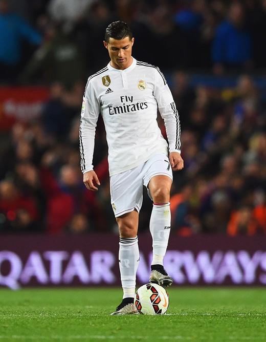 Tài khoản của siêu sao bóng đá là @Cristiano và lượng người theo dõi anh lên đến 39 triệu người. (Ảnh: Internet)