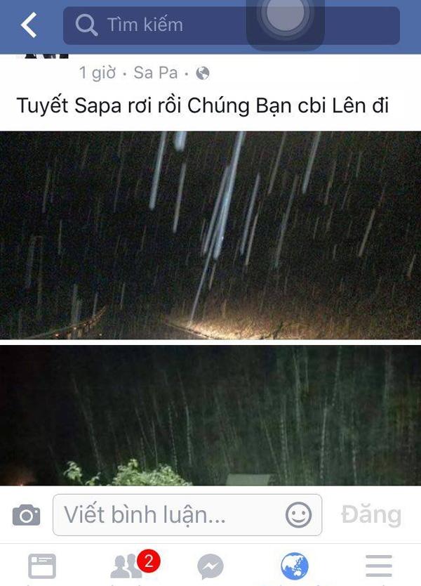 Hình ảnh được phượt thủ Nguyễn Anh Tuấn ghi lại. (Ảnh NVCC).