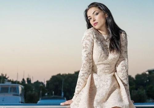 Theodora Nte Morais Moschouri, Hoa hậu Hy Lạp bất ngờ bị truất quyền dự thi Miss World 2015. Ảnh: Globalbeauties