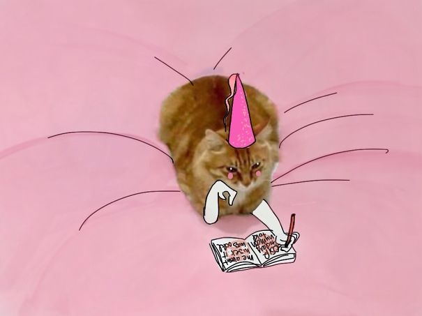 """""""Hôm nay sinh nhật em, nhưng không ai tặng quà!""""."""