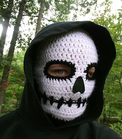 Mũ này rất hợp với lễ Halloween. (Ảnh: Internet)