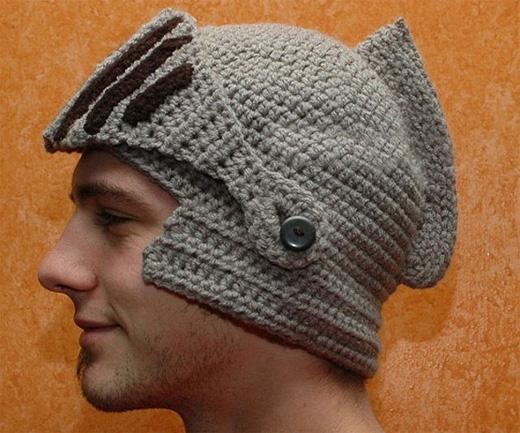 Đón đông về với những chiếc mũ len ngộ nghĩnh