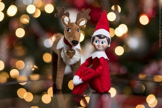 Qủylùn và tuần lộc không phải là biểu tượng Giáng sinh ở Paris.(Ảnh: Internet)