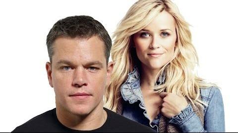 Tài tử Matt Damon và minh tinhReese Witherspoon.