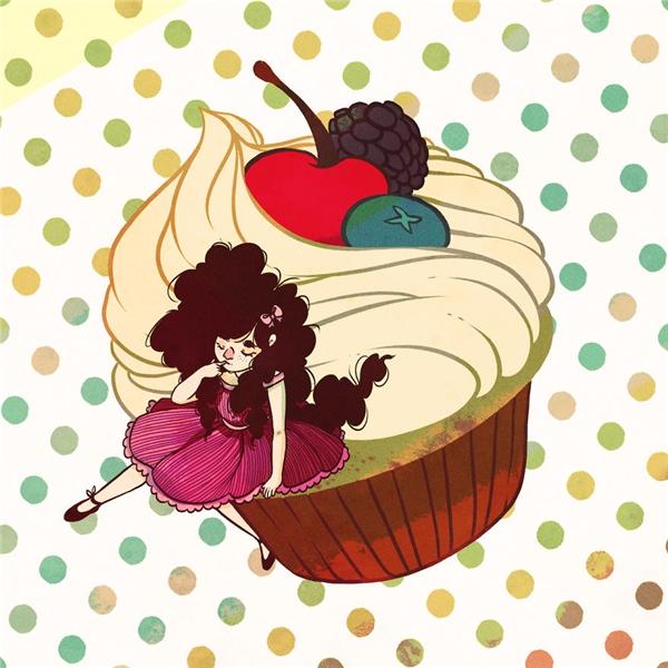 Những chiếc bánh cupcake nhỏ nhắn mà xinh xắn cực kì, nhìn thôi không nỡ ăn đâu!