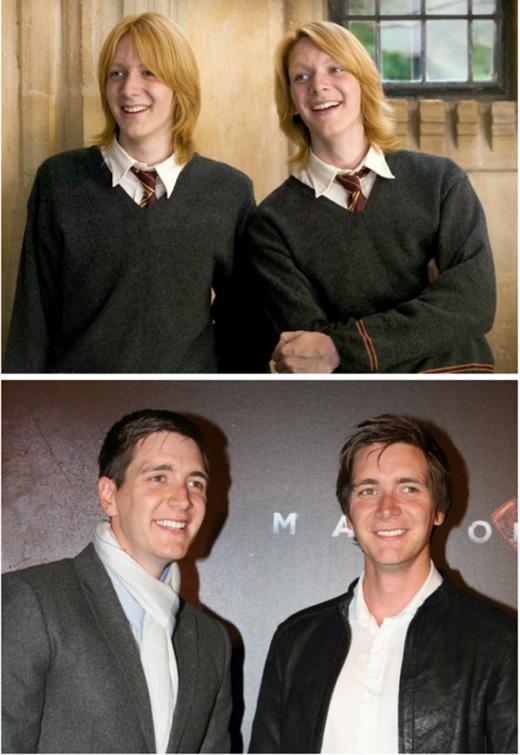 Dàn diễn viên phim Harry Potter ngày ấy giờ ra sao?