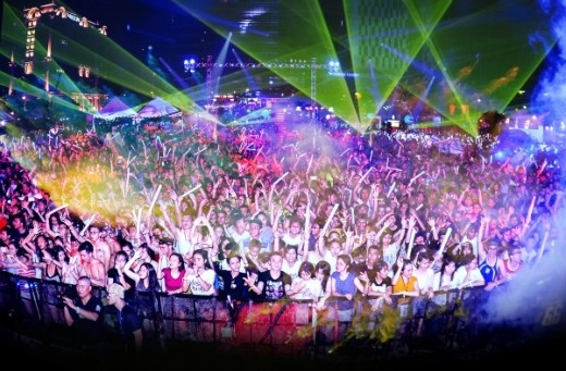 Bạn đã sẵn sàng tận hưởng không khí lễ hội cuối năm thật hoàng tráng chưa?(Ảnh Internet)