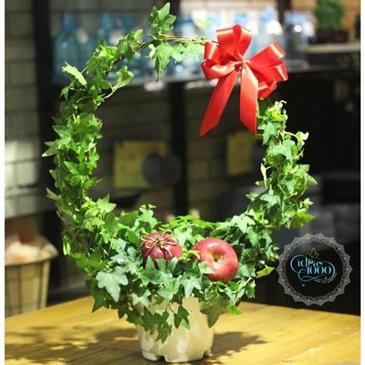 Phát sốt với những món quà trang trí Giáng sinh cực dễ thương