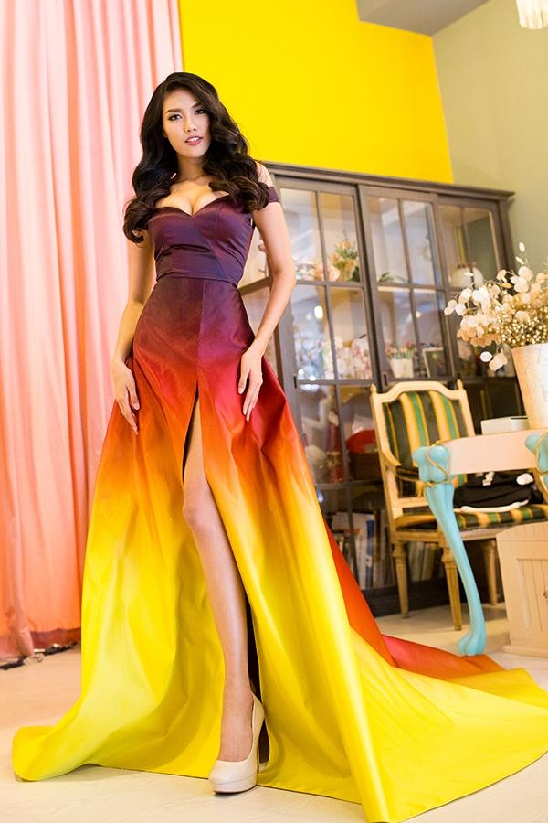Bị xử ép, Lan Khuê vẫn được xếp hạng lọt top 10 Hoa hậu Thế giới - Tin sao Viet - Tin tuc sao Viet - Scandal sao Viet - Tin tuc cua Sao - Tin cua Sao