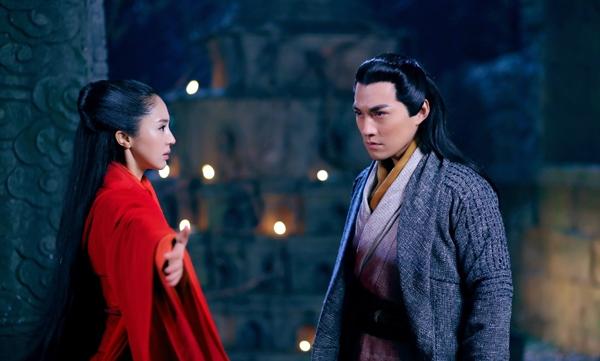 Lâm Triều Anh là người tình của Vương Trùng Dương. (Ảnh: Internet)