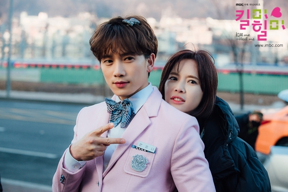 Ji Sung – Park Seo Joon được đề cử giải cặp đôi xuất sắc