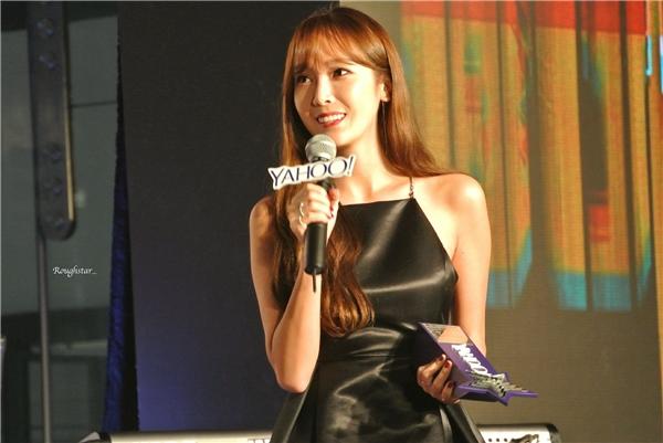 Rời SNSD, Jessica vẫn nổi như cồn tại lễ trao giải