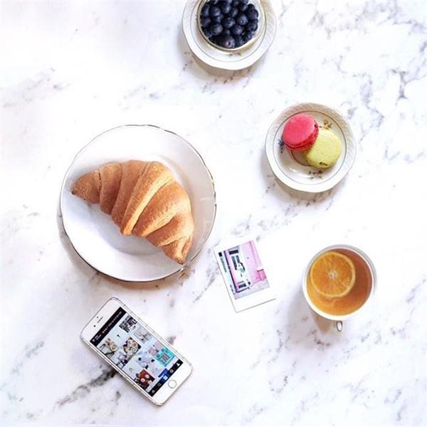 Mê mẩn vương quốc ẩm thực trên Instagram của bạn trẻ Việt