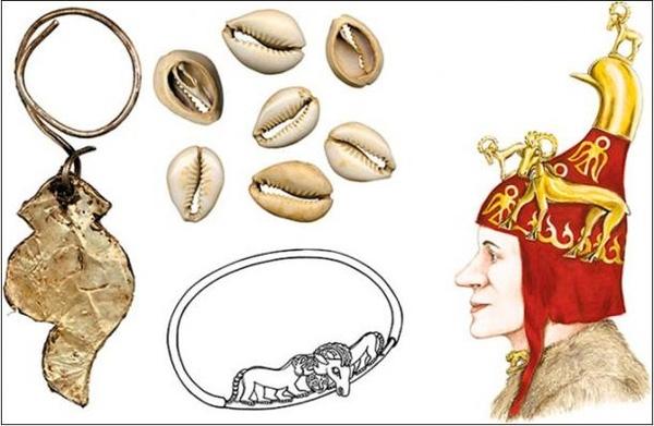 Dựa trên các phân tích về nghi thức tẩm liệm và trang trí mộ, các nhà khảo cổ cho biết đây là một nữ chiến binh xuất sắc và được xã hội trọng vọng.