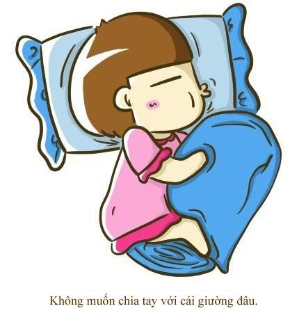 Ngủ nướng có thể gây nguy cơ mắc bệnh cho cơ thể.(Ảnh: Internet)