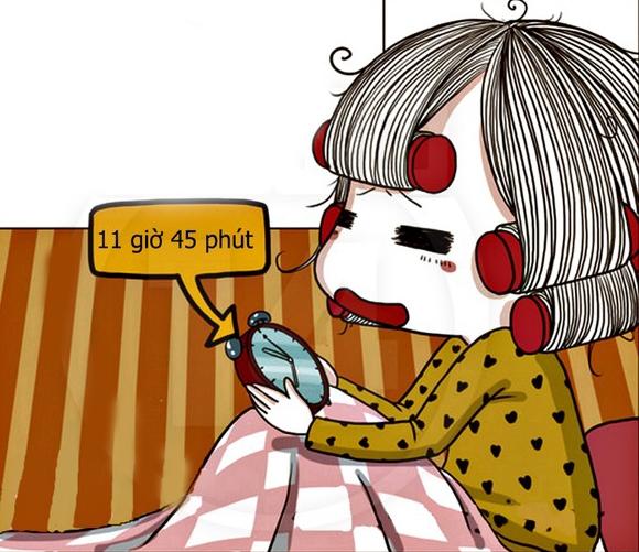 """Ngủ nướng vào cuối tuần gây ra """"hội chứng lệch múi giờ xã hội"""". (Ảnh: Internet)"""