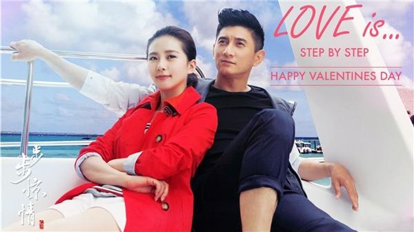 Những câu chuyện tình đẹp đến gây bão của sao Hoa ngữ năm 2015
