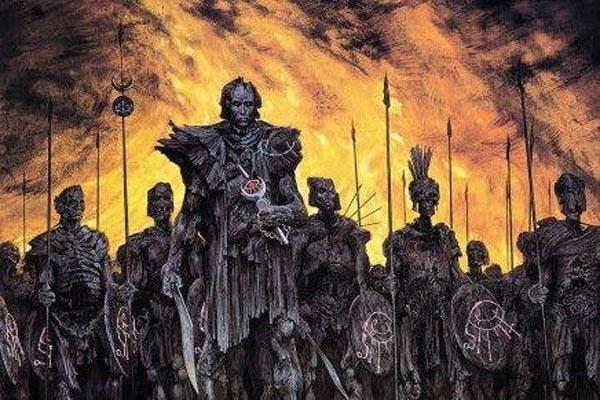 Nhưng sự thật, đội quân này không đáng sợ đến thế... (Ảnh: Internet)