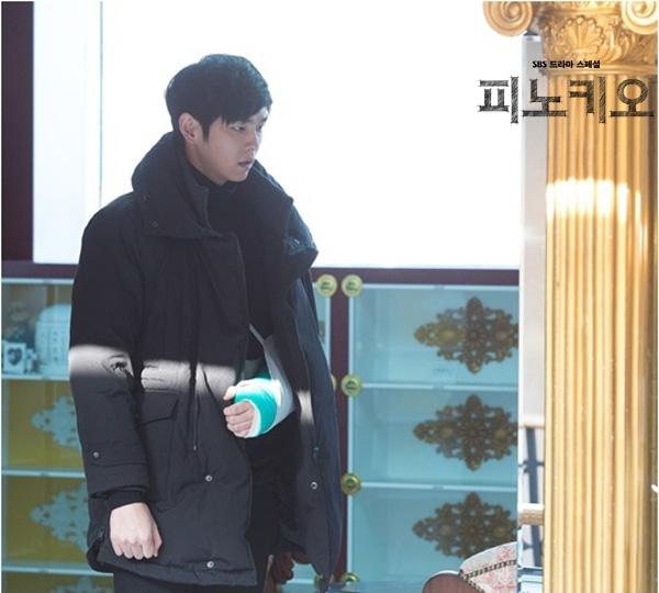 """Những nam thứ thi nhau """"hớp hồn"""" khán giả nữ màn ảnh Hàn năm 2015"""