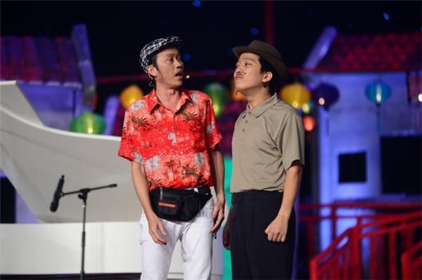 Anh bắt đầu tham gia những vai diễn đa dạng, thực hiện nhiều mini-show ăn khách, đứng chung sân khấu với các nghệ sĩ nổi tiếng Hoài Linh, Chí Tài, Trấn Thành... - Tin sao Viet - Tin tuc sao Viet - Scandal sao Viet - Tin tuc cua Sao - Tin cua Sao