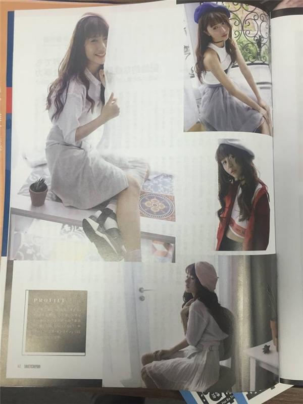 Bất ngờ với hình ảnh Quỳnh Anh Shyn xinh đẹp trên báo quốc tế