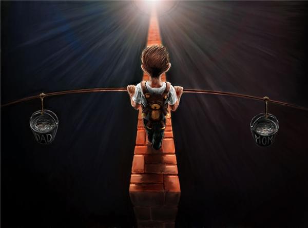 Con đường dẫn đến một tương lai tươi sáng của một đứa trẻ phụ thuộc vào cả cha lẫn mẹ, chỉ cần thiếu một trong hai, mọi thứ sẽ không được như vậy nữa.