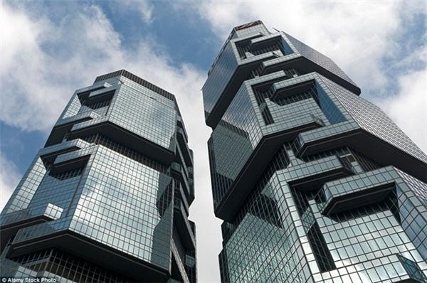 Những tòa cao ốc xấu xí nhất thế giới