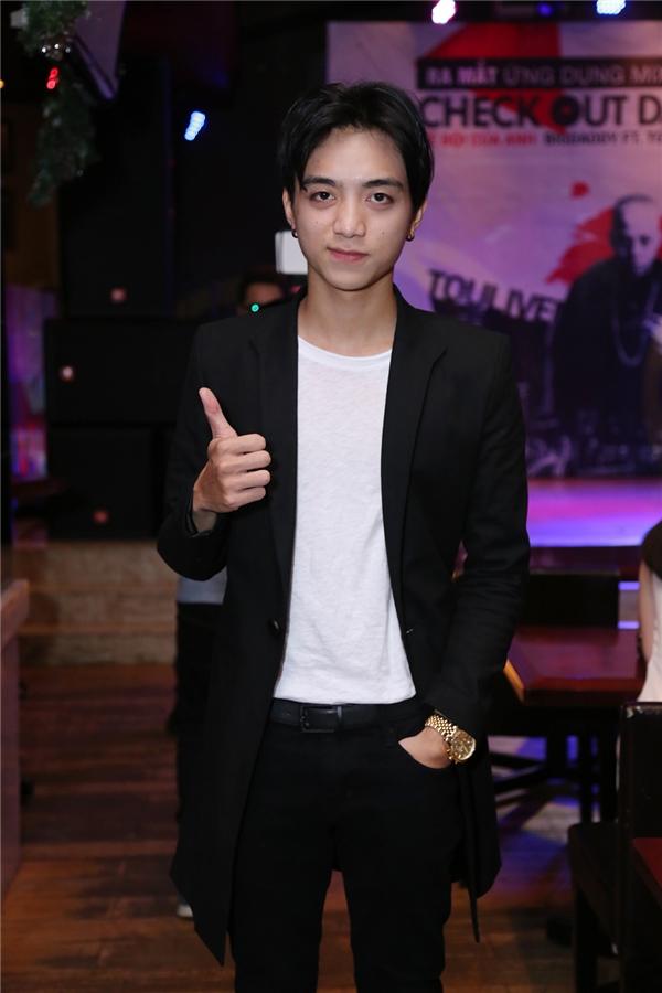 Soobin Hoàng Sơncũng là một trong những thí sinh tham gia chương trìnhThe Remix 2016. - Tin sao Viet - Tin tuc sao Viet - Scandal sao Viet - Tin tuc cua Sao - Tin cua Sao