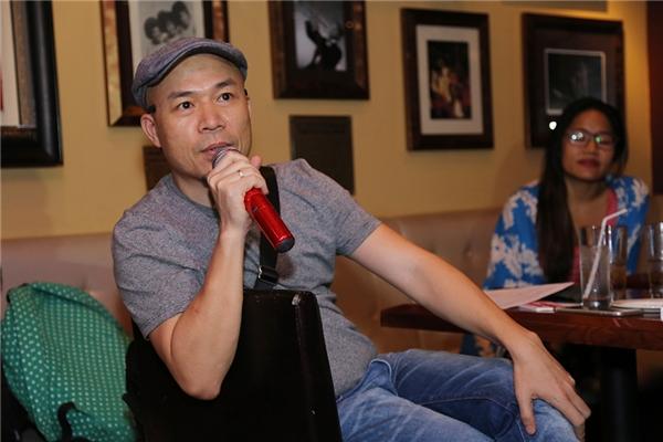 Nhà sản xuất âm nhạc Huy Tuấn - Tin sao Viet - Tin tuc sao Viet - Scandal sao Viet - Tin tuc cua Sao - Tin cua Sao