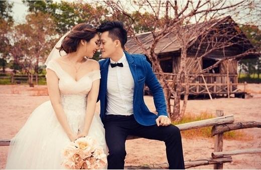 """Ảnh cưới """"bá đạo"""" của cặp đôi này từng gây sốt cư dân mạng. (Ảnh: Internet)"""