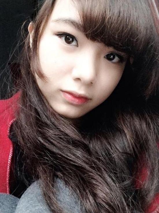 Gương mặt xinh đẹp của Thảo Ly. (Ảnh: Internet)