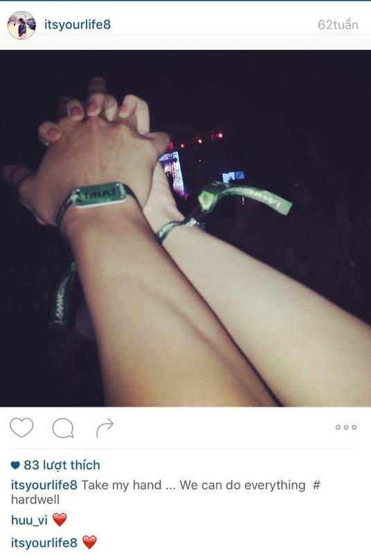 Cặp đôi tay trong tay hạnh phúc. - Tin sao Viet - Tin tuc sao Viet - Scandal sao Viet - Tin tuc cua Sao - Tin cua Sao