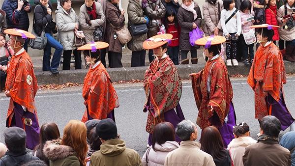 Lễ hội Kasuga Wakamiya được tổ chức từ ngày 15/12 đến18/12.(Ảnh: Internet)