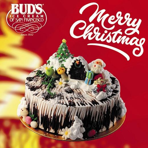 Giáng sinh an lành cùng Bud's Ice Cream Việt Nam