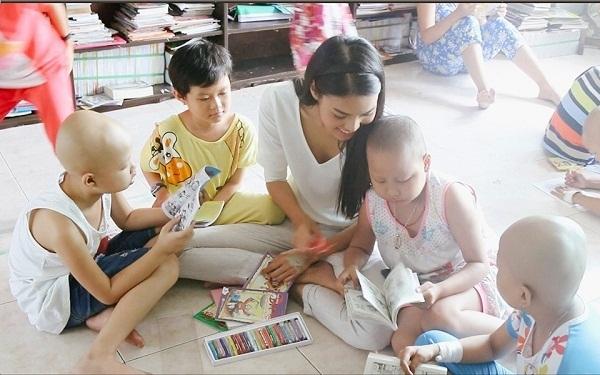 """Dự án từ thiện """"Chung tay cùng Khuê - Xoa dịu nỗi đau bệnh nhân ung thư"""" - Tin sao Viet - Tin tuc sao Viet - Scandal sao Viet - Tin tuc cua Sao - Tin cua Sao"""