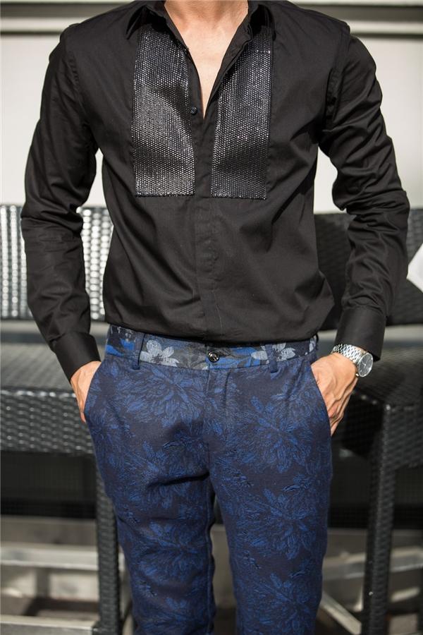 Phong cách của Minh Bùi được giới thời trang đánh giá cao.(Ảnh: Internet)