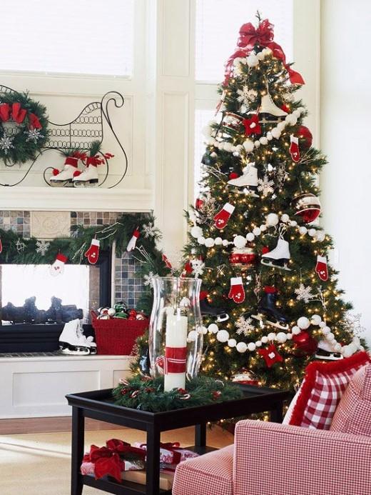Không chỉ là những cây thông nhỏ xinh trong nhà…(Ảnh Internet).