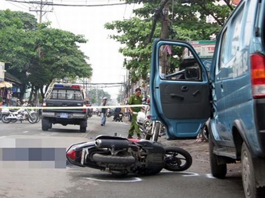 Hãy chú ý quan sát khi đang tham gia giao thông... (Ảnh: Internet)