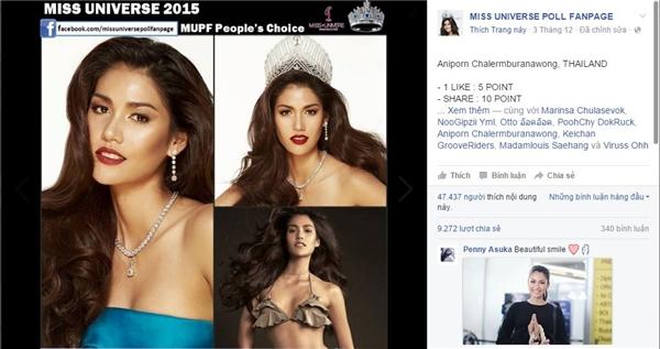 Phạm Hương tiếp tục chiến thắng áp đảo tại Miss Universe - Tin sao Viet - Tin tuc sao Viet - Scandal sao Viet - Tin tuc cua Sao - Tin cua Sao