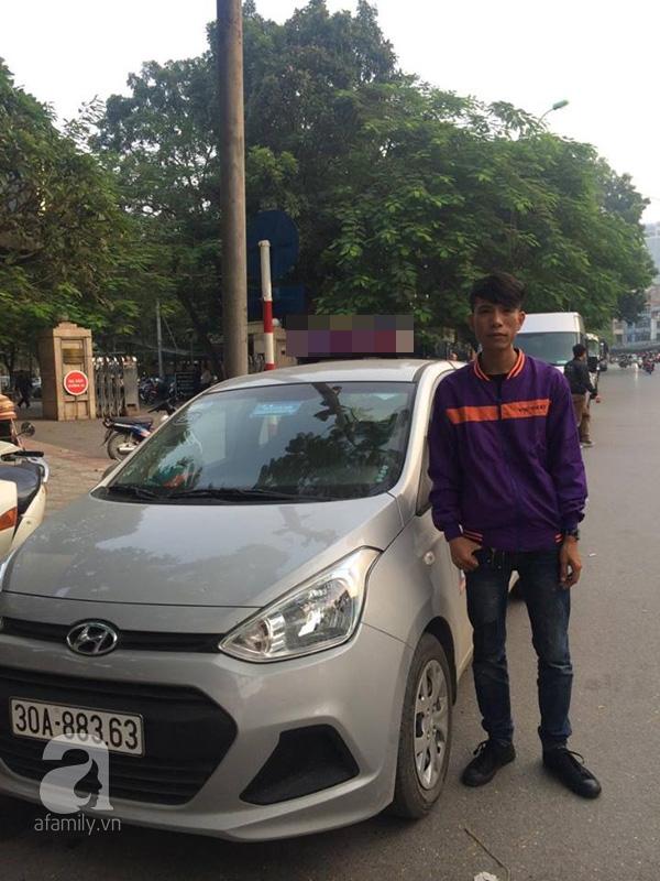 Tài xế taxi Nguyễn Khánh