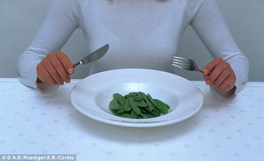 Một nghiên cứu mới cho thấy bỏ bữa hay nhịn ăn rất tốt cho sức khỏe, kích hoạt việc giảm cân và tăng cường hệ miễn dịch. (Ảnh: Internet)