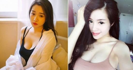 Elly Trần và bản sao của cô. (Ảnh: Internet)