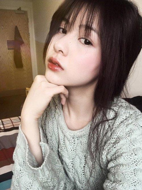 Cô thạc sĩ này xinh đẹp không kém những hot girl hiện tại. (Ảnh: Internet)